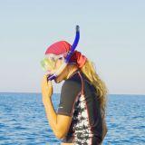 snorkeling dauphins