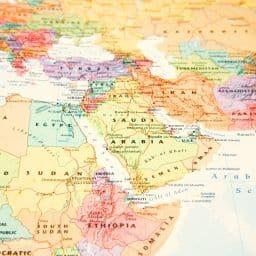 carte monde