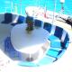 Nager avec les baleines à Moorea à bord du catamran