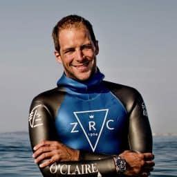 Stephane Tourreau ambassadeur dolphinesse